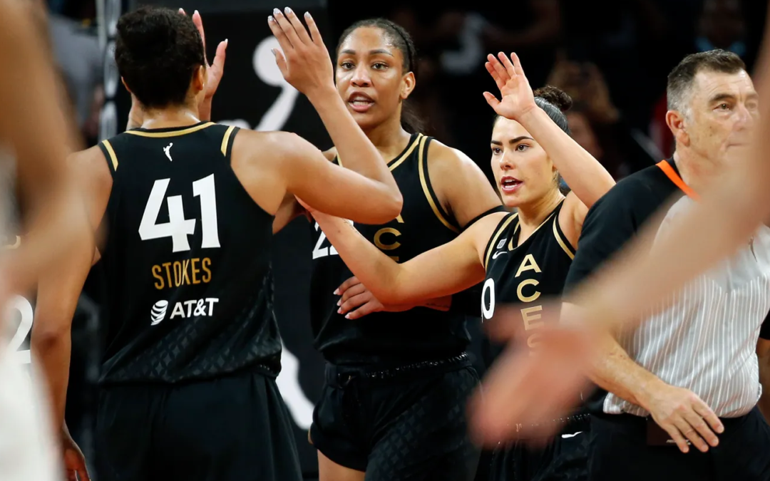 Opinion: WNBA puts NBA to shame in showing leadership on COVID-19 vaccination conversation