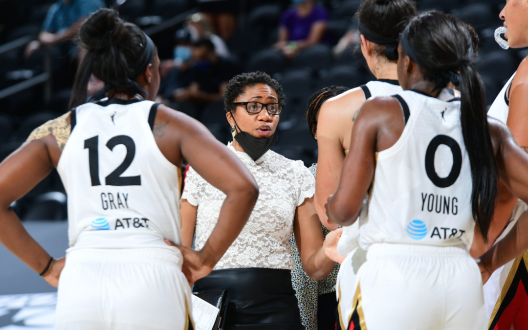 SLAM x BCA: Tanisha Wright Expands on Her Journey To Coaching the Aces