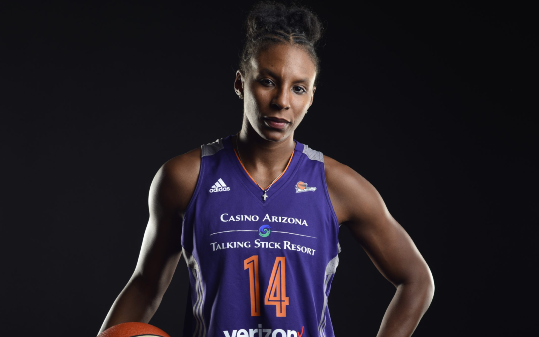 Lakers Hire Former WNBA Champion Shay Murphy as Coaching Associate