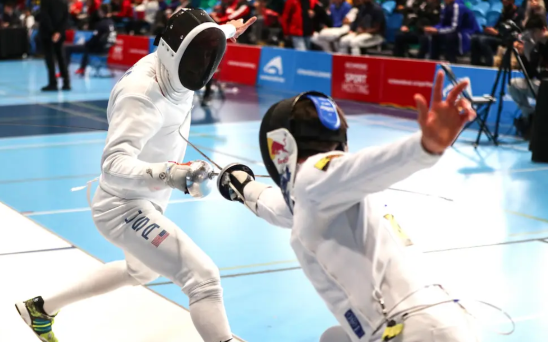 After sexual assault allegations rocked US fencing's Olympic team, one executive said the scandal would 'blow over.' Instead, the sport's top officials are resigning.