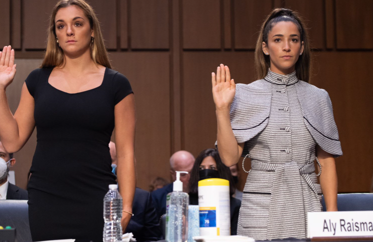 Former FBI Agents Blame 'Misogynist' Culture For Botched Larry Nassar Investigation