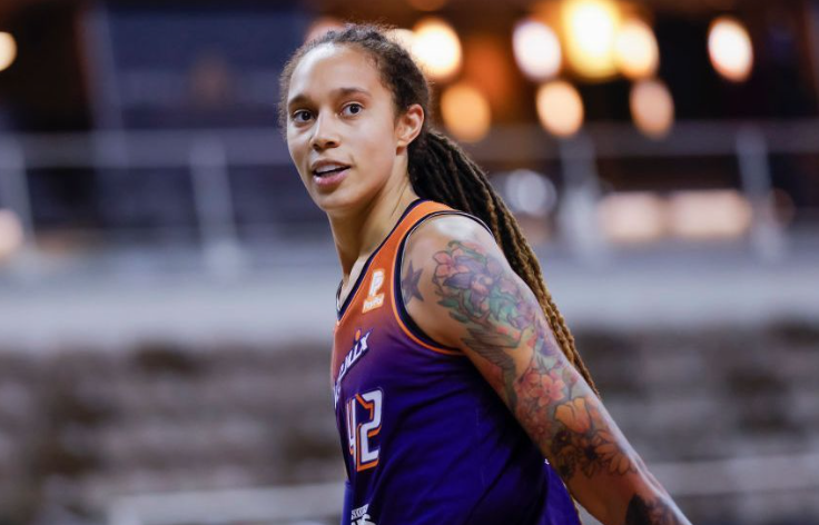 'I want to be someone to look up to': WNBA star Brittney Griner tells her coming out story