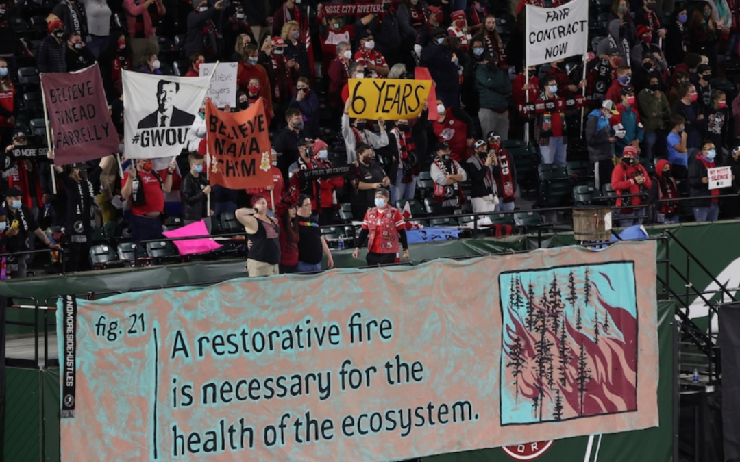 The NWSL is a symptom. U.S. Soccer is the problem.