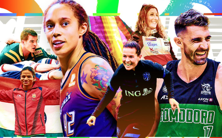 Coming Out Day: 17 LGBTQ+ athletes share their coming out journeys