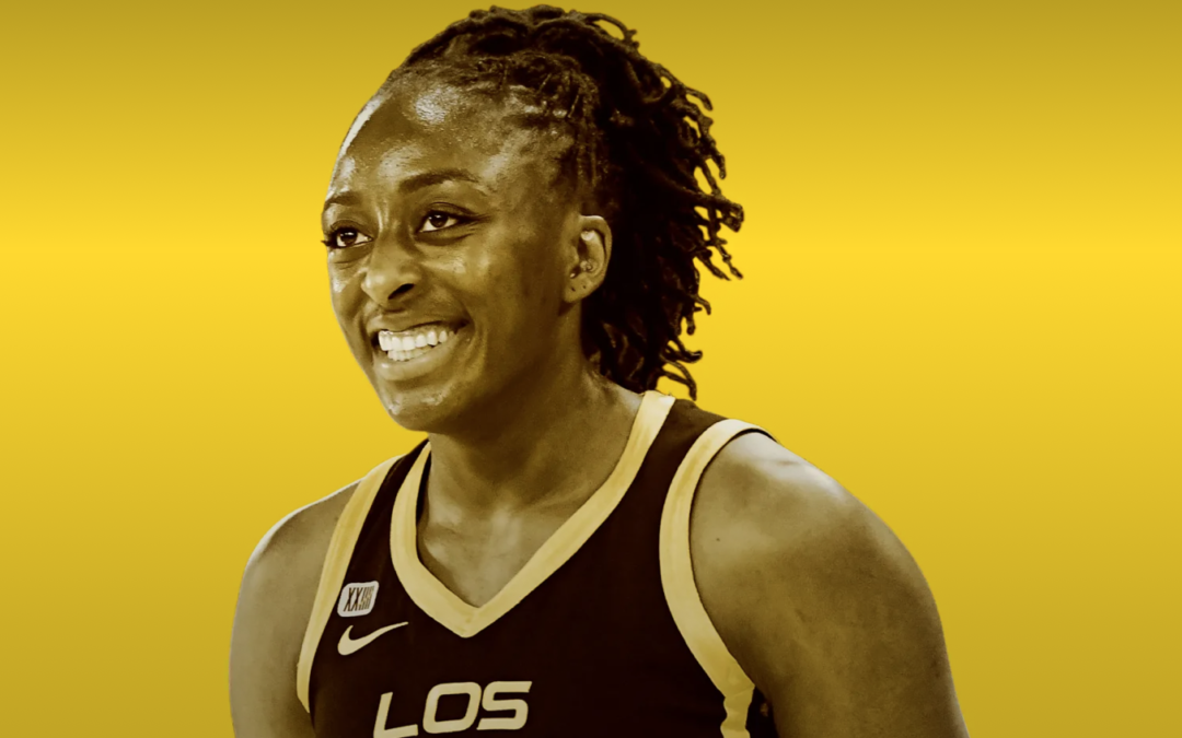 Nneka Ogwumike Is Centering Reproductive Health for Women in Sports