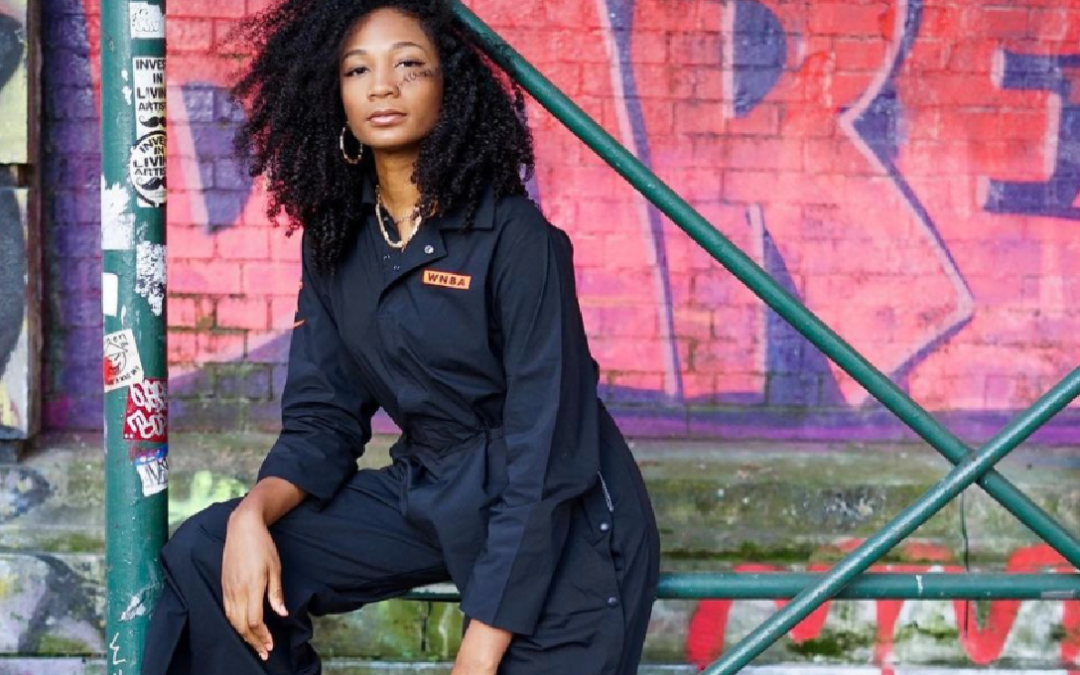 Ari Chambers is using HighlightHer and social media to prove women's sports is not a trend