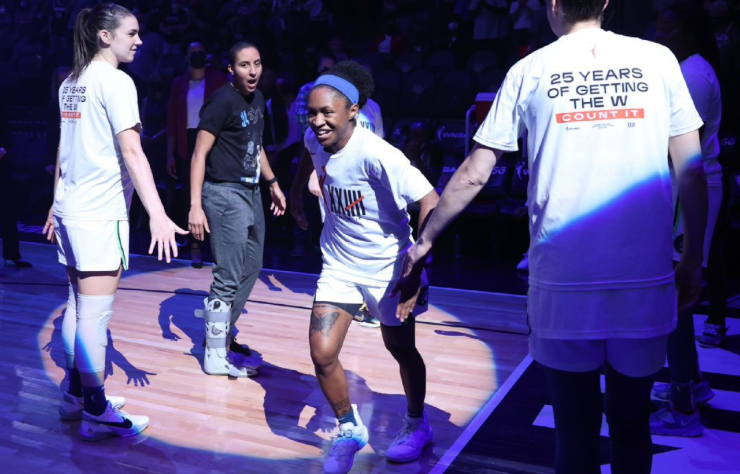 WNBA commissioner outlines transformative plan to pivot league from 'survive to thrive'