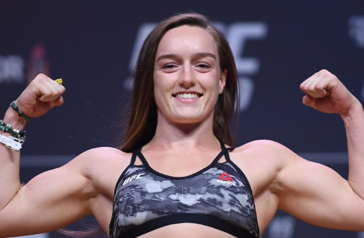 A big night for Aspen Ladd, Norma Dumont and women's featherweight in the UFC