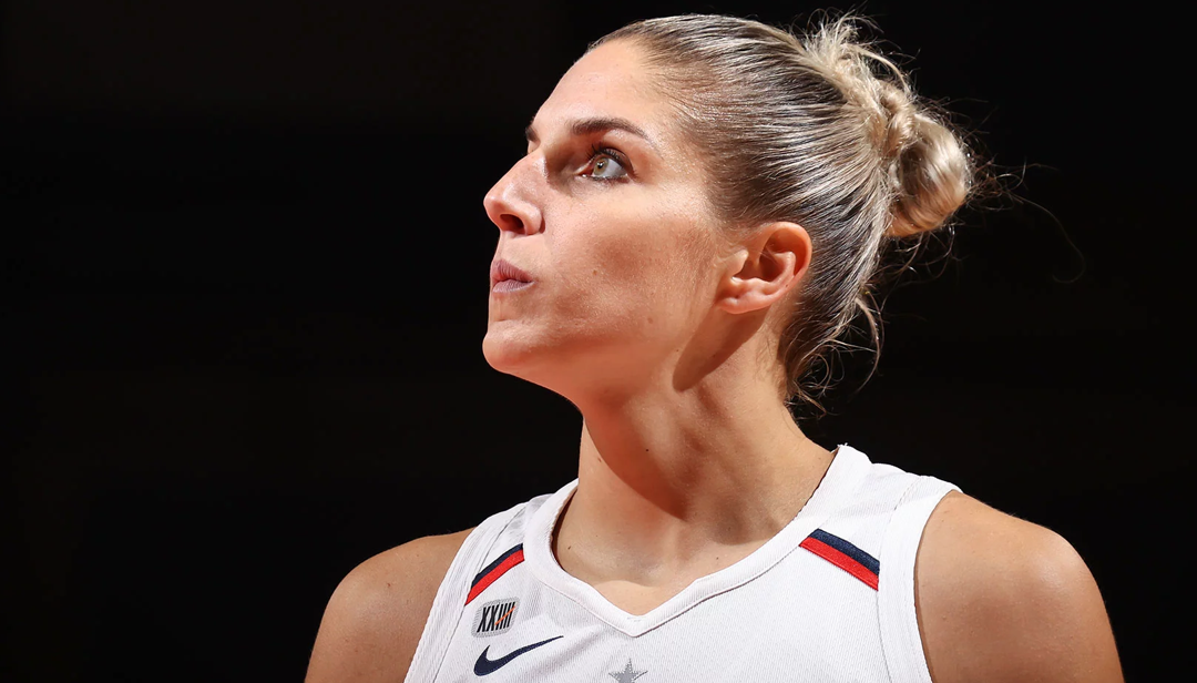 Elena Delle Donne, One of WNBA's 25 Game-Changing Players, Hopes to Increase Girls' Participation in Sports