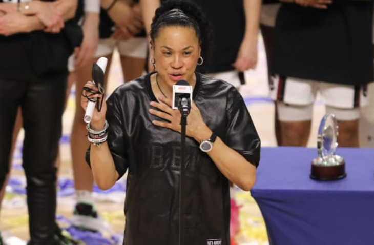 Dawn Staley Receives Historic Contract Extension: 'Huge Statement For Women'