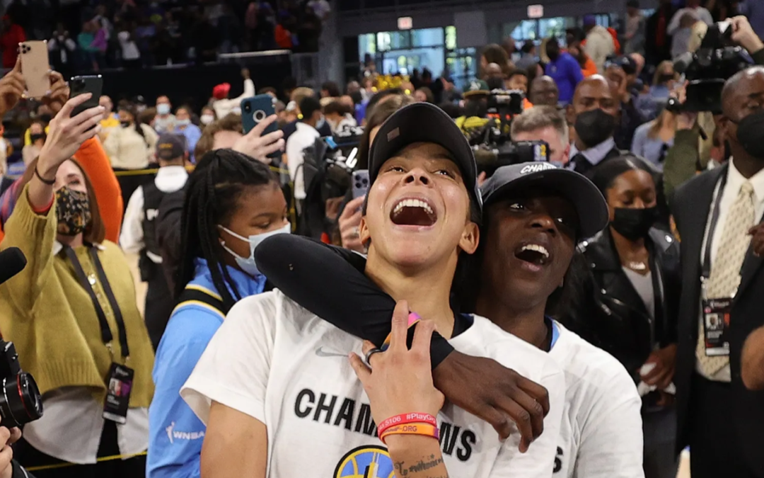 Chicago Sky win first ever WNBA title after explosive fourth quarter performance